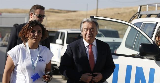 Probable next UN chief widely seen as modernizer