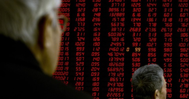 As the rest of the world dumps Chinese stocks, some wade in