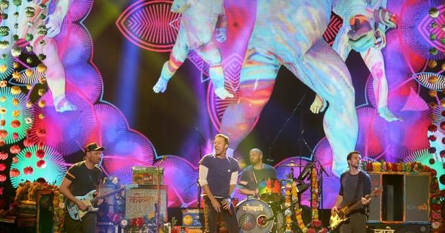 Coldplay sets US stadium concert tour