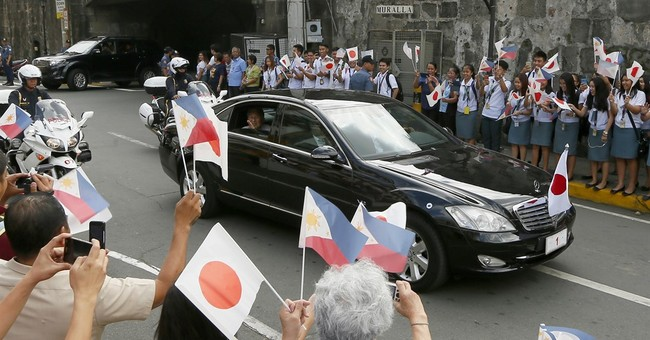Filipinos talk about 1st visit by Japanese emperor since war