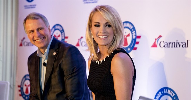 Carrie Underwood to honor military families during tour