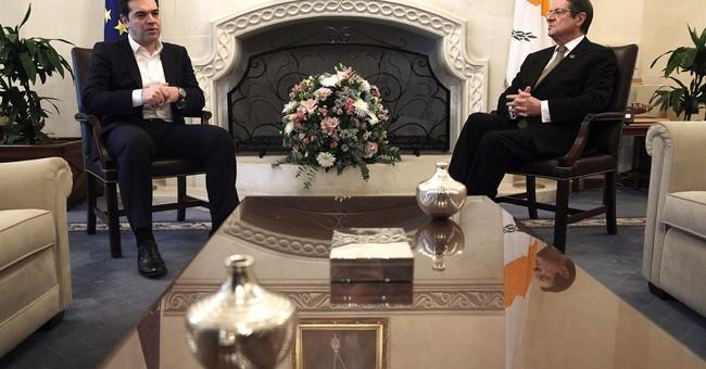Leaders of Cyprus, Greece, Israel meet to boost cooperation