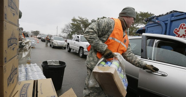 AP News Guide: Latest developments in Flint water crisis