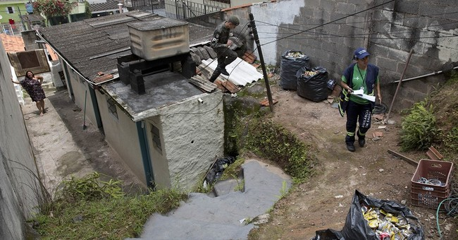 Brazil president declares war on the Zika virus