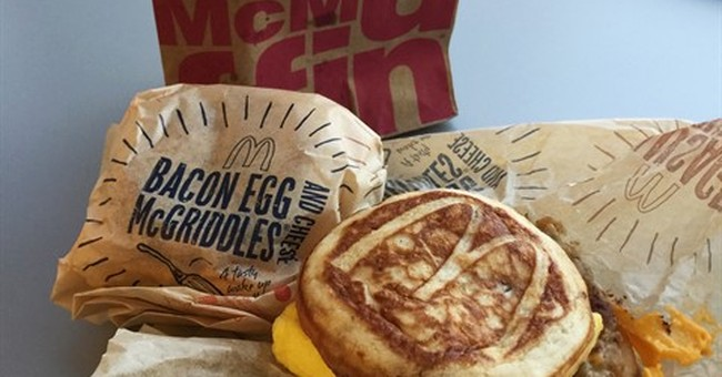 McDonald's to test expanded all-day breakfast with McGriddle
