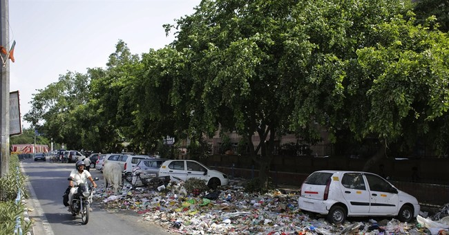 India cities get funds to tackle woes from sewage to traffic