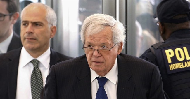 Dennis Hastert's hush-money sentencing delayed until April
