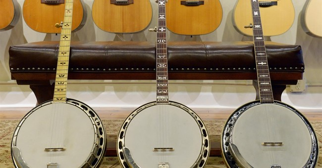 3 stolen vintage banjos worth more than $16,000 recovered