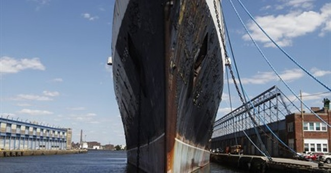 Deal struck to save historic ocean liner SS United States