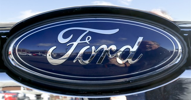 Ford's 2015 pretax profit jumps on stronger sales
