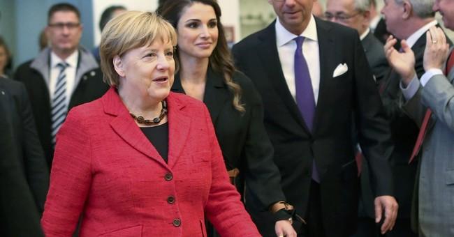 Germany's Merkel renews warning on Britain and immigration