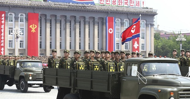 Why the torrent of N. Korean weapons? Maybe the US elections