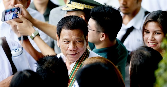 Poll shows majority in Philippines satisfied with Duterte