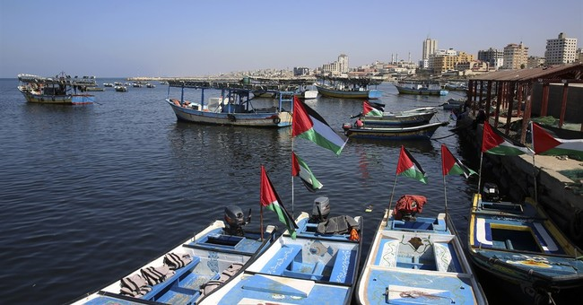 Gaza-bound boat docks at Israeli port after interception