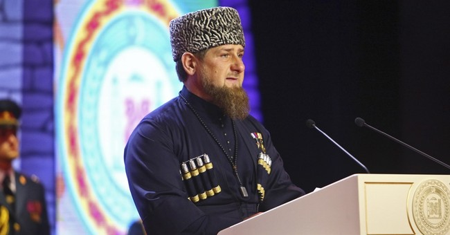 """Chechen leader Kadyrov hosts """"The Apprentice""""-style TV show"""