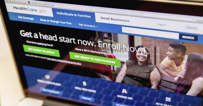 Government to pick plans for displaced health law customers