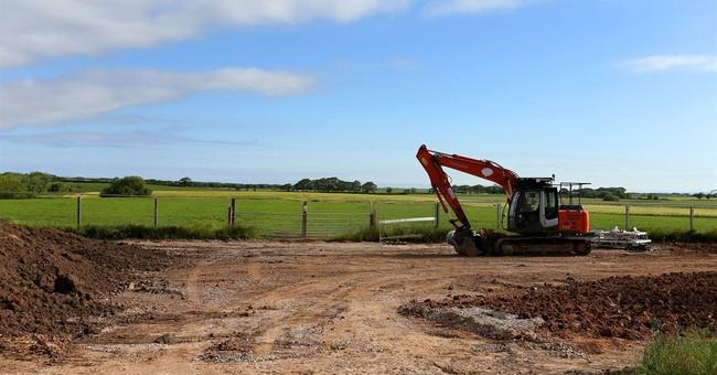 British government OKs fracking at 1 site despite opposition