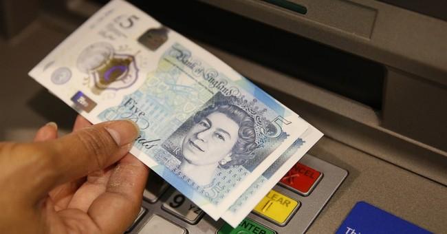Robots? Fat fingers? UK pound endures one of its worst days