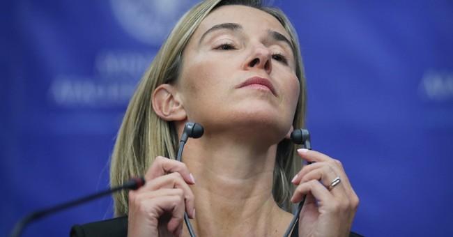 EU foreign policy chief says EU must up defense spending