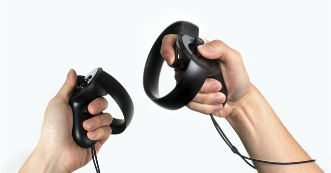 Facebook's Oculus to start selling hand controllers