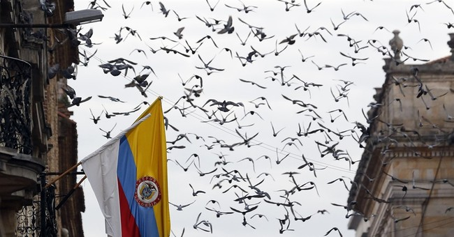 Leaders congratulate Colombian president for Nobel prize