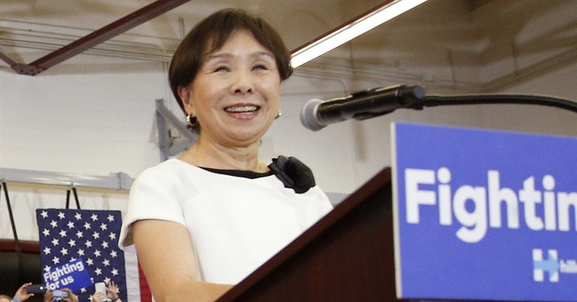 California Rep. Matsui injured in car crash