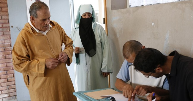 Preliminary results show incumbent Morocco party leading