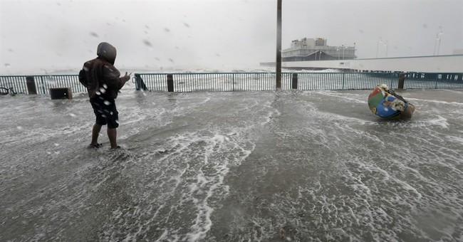 Hurricane threatens some of South's most storied cities