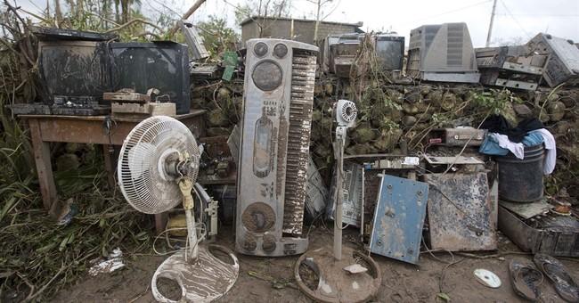 Hurricane creates new crisis in Haiti, aid begins arriving