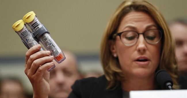 Mylan to pay $465M settlement over Medicaid EpiPen rebates