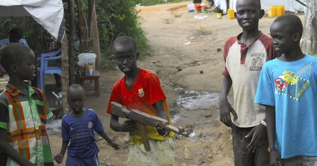 South Sudan, others with child soldiers get US waiver on aid