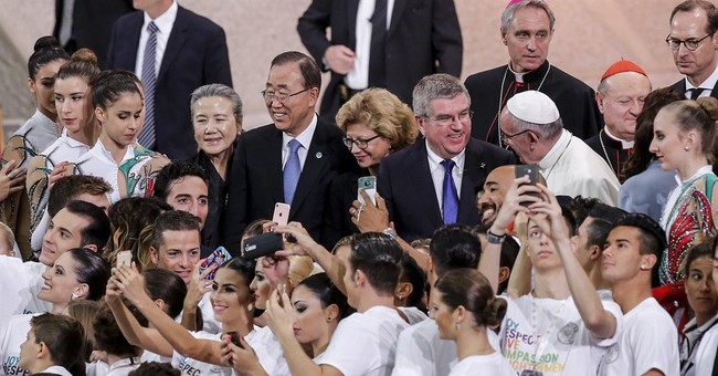 Female sports pioneers carry message to Vatican conference