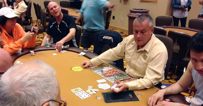 Shuffled up: Once a destination, Taj Mahal poker room folds