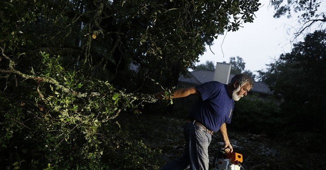 Hurricane's blow was less than feared; 'We are blessed'