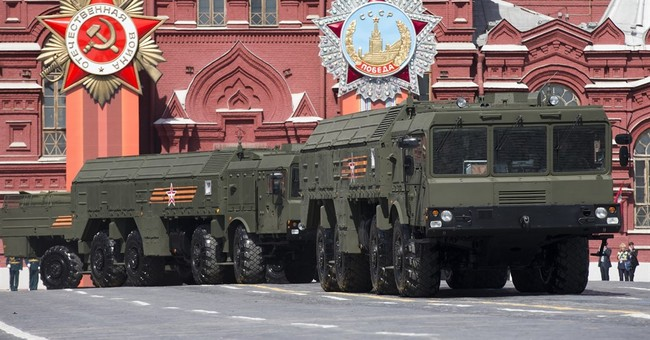 Baltic region worried about Russian missiles in Kaliningrad