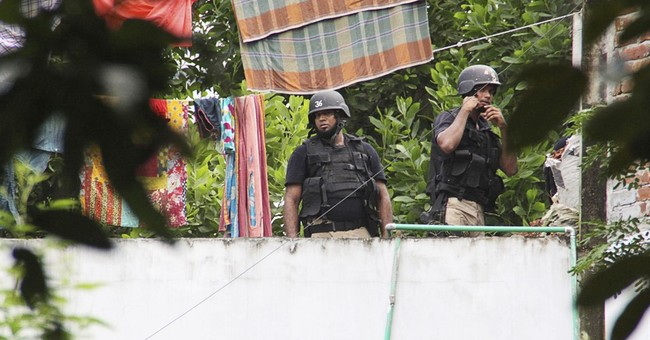 11 suspected Islamist militants killed in Bangladesh raids