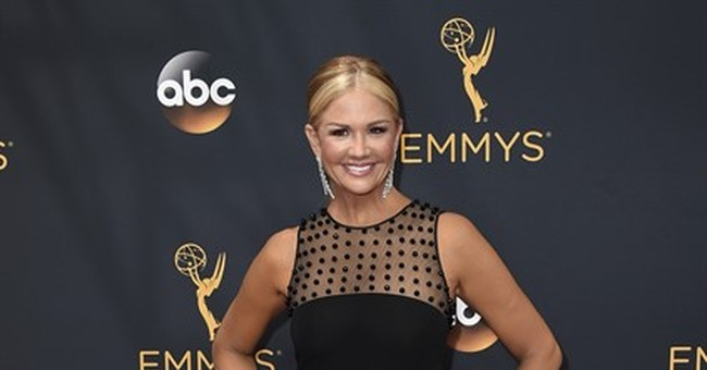 Nancy O'Dell: Even the locker room no excuse for Trump