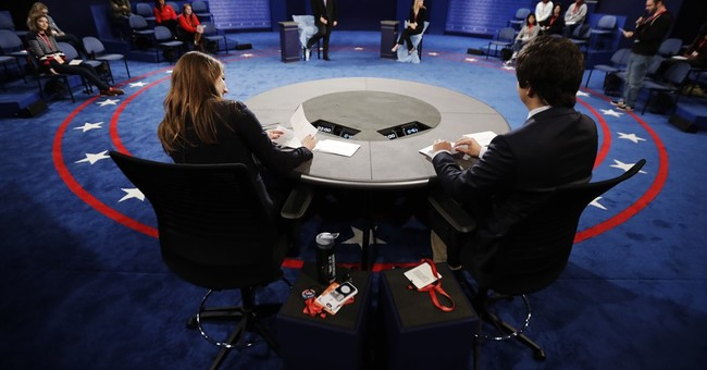 VIEWERS' GUIDE: Time for candidates to keep calm, debate on