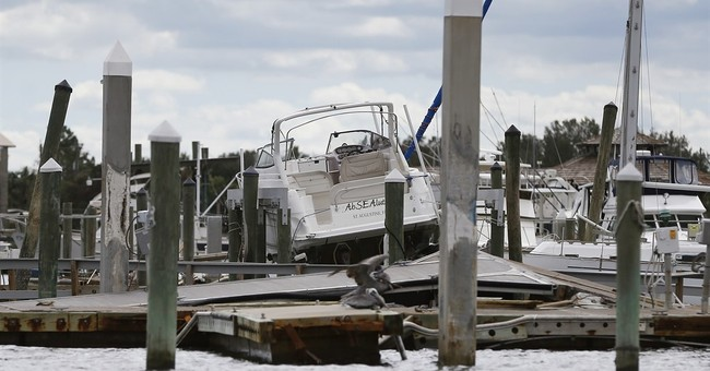 Marina owner post-Matthew: Dodged a bullet? No, it dodged us