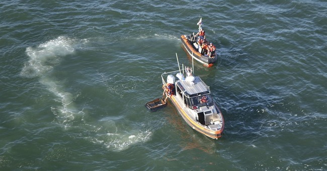 Capsized boat in San Francisco Bay may have been overloaded