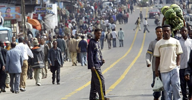 Ethiopia declares state of emergency to stop protests