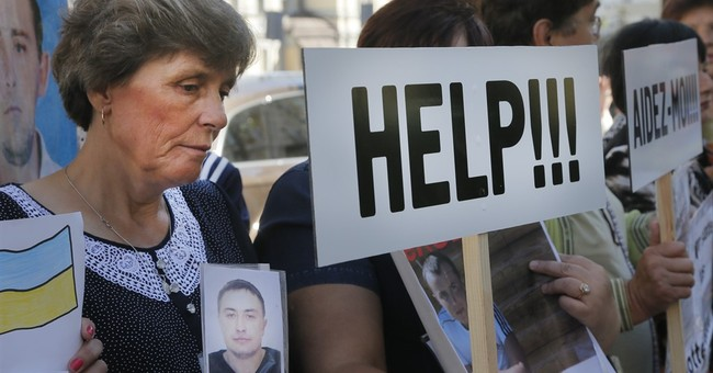 Ukrainian war prisoners languish in limbo on both sides