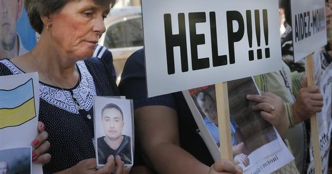Ukrainian war prisoners languish in limbo on both sides