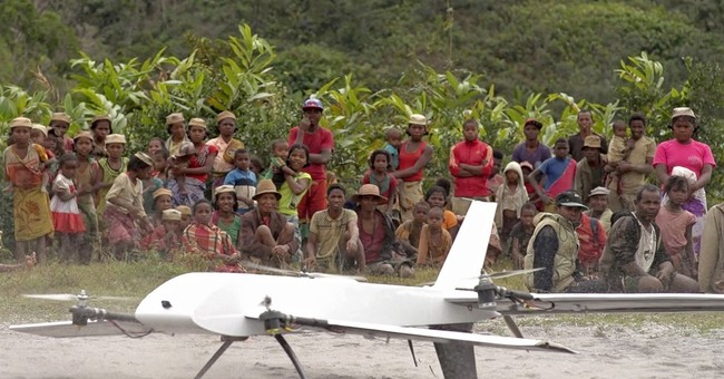 Drones carrying medicines, blood face top challenge: Africa