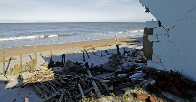 After hurricane, chaos lingers in water-logged N. Carolina