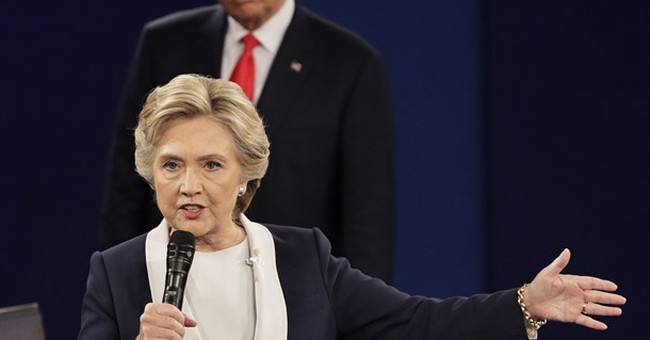 90 minutes of fire: Trump, Clinton trade charges, insults
