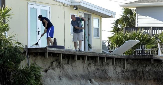 Matthew devastates Florida sands key to protection, tourism
