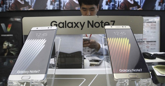 Yonhap says Samsung temporarily halted Galaxy Note 7 output