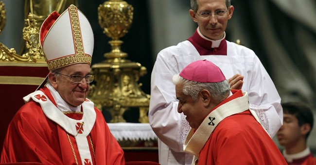Pope taps Chicago, Indianapolis in 1st US cardinal picks
