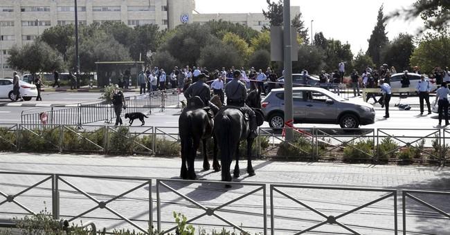 Israel: Palestinian shooter in Jerusalem kills 2, wounds 5